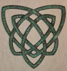 Healer's Knot in Bronze with Patina                                                                                                                                                     More