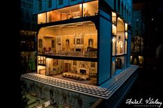 The House of Princess Dolls in a Windsor Castle.