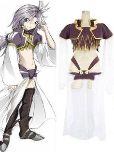 Final Fantasy IX-9 Kuja Halloween Costumes Cosplay