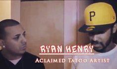 Ryan Boo, so Handsome! Interviewed by Disco from Da Block Tv Chicago