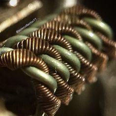 """Another angle of the staple tiger wire... #vape #vaping #vapelyfe #vapeporn…"