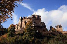 Os 15 Castelos mais belos da Europa, 6. Castelo Eltz, Alemanha.