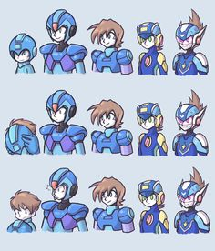 Oh Ahahaha This is too funny Poor X! I really like the expressions used to tell the joke adorable Mega Man X fan art others' art Megaman Rockman Zero comic sorta LOL   dreamingandgaming.tumblr.com