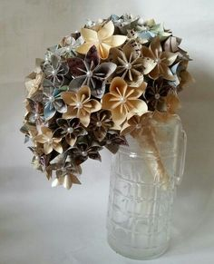 Image result for paper bouquet