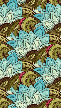 New wallpaper android flowers free screensavers Ideas Trendy Wallpaper, Tumblr Wallpaper, Mood Wallpaper, Flower Wallpaper, Cute Wallpapers, Wallpaper Backgrounds, Wallpaper Lockscreen, Mandala Art, Mandala Drawing