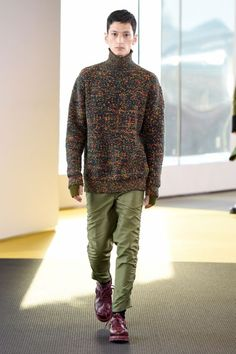 Collection Kenzo homme automne-hiver 2015