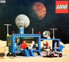 Lego Command Centre from 1979 Classic Lego, Classic Toys, Popular Christmas Presents, Lego Photo, Cartoon Toys, Vintage Lego, Legoland, Toy Boxes, Lego Sets