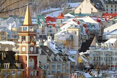 Mt Tremblant  wonderful place!