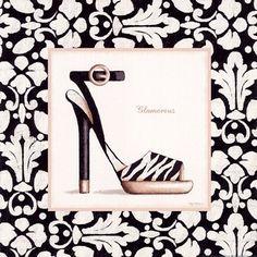 Glamorous Shoe