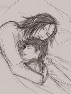 Remember one of these sketches for the Snarry story? I finally paint it! It looks much better than the sketch, right? Harry Potter Severus Snape, Severus Rogue, Rowling Harry Potter, Harry Potter Ships, Harry Potter Films, Harry Potter Anime, Harry Potter Fan Art, Harry Potter Fandom, Snape And Lily