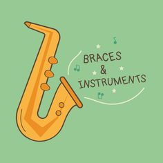 DEPENDING ON THE INSTRUMENT you play, it might take anywhere from several days to several weeks to adjust to playing with braces, but it IS possible!