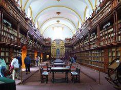 Bibliotecas Lindas - Beautiful Libraries