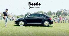 Learn how Volkswagen and Fender make sweet music together for the Beetle Fender® Edition.