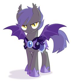 This is Lantern. She was nearly sacrificed on nightmare night by teenage colts because of her looks. She has some mental scars and sometimes will contemplate life with a dead expression... Adopted!