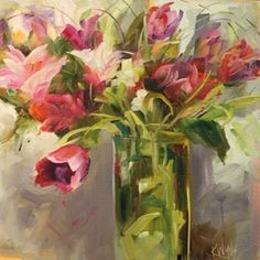 Original artwork from artist Kay Wyne on the Daily Painters Gallery