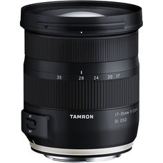 Tamron 17-35mm f/2.8-4 DI OSD Compact and Affordable Full-Frame Lens Announced