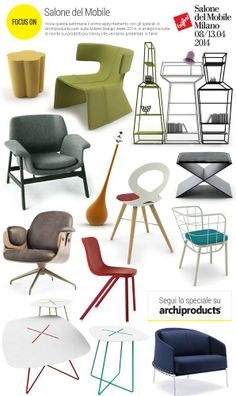 #archiproducts focus on #MilanDesignWeek 2014 www.archiproducts.com/en/events/milano-design-week/76/salone-del-mobile