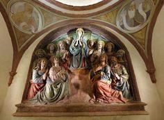 Gerusalemme o Sacro Monte di San Vivaldo – Montaione (Firenze) | Viaggi Spirituali