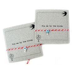 Tie Me by the Birds - Μάρτης unisex
