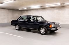 ALL TIME STARS | Mercedes – Benz W 123  230E