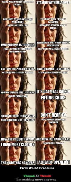 First World Problems Compilation