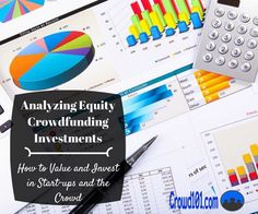 Learn how to invest in start-up companies and equity crowdfunding #investments for double-digit returns. Don't miss out on this new type of #investing for regular investors.: