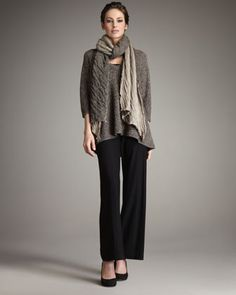 Eileen Fisher - yes!