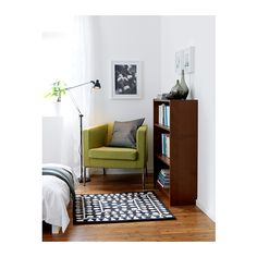 ANTIFONI Floor/reading lamp IKEA Adjustable arm and head makes it easy to direct the light.