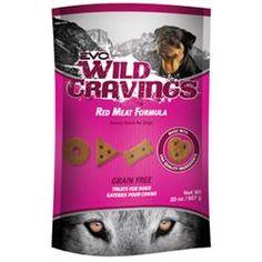 EVO - EVO Red Meat 20 oz Dog Treats #751485126500