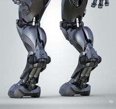 Zbrush, Robotic Prosthetics, Mechanical Design, Master Chief, Cyberpunk, Techno, Battle, Sculptures, Sci Fi