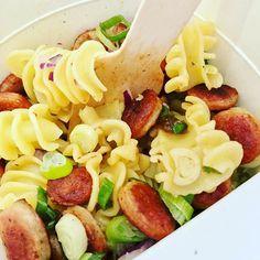 Pasta Salad, Ethnic Recipes, Food, Meal, Essen, Cold Noodle Salads, Hoods, Noodle Salads, Meals