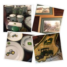 John Deere Kitchen On Pinterest Kitchens Canisters And