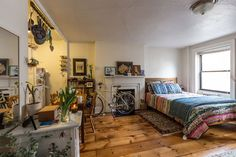 Graduating to an Ikea-Free Adult Apartment in Brooklyn - House Calls - Curbed NY