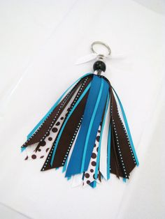 51 Best Ribbon Keychains images  f138759a492b