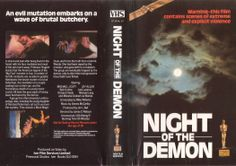 Night Of The Demon (James C. Wasson, 1980)