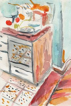 Tamo' al horno I - Autor: María Elena Di Tullio