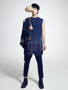 Standby's Siwan For May's Elle Girl Korean Men, Korean Actors, Im Siwan, Heechul, Strike A Pose, Asian Boys, Pop Group, South Korean Boy Band, Boy Bands