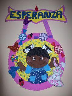 MI TALLER DE DULCES ILUSIONES - carteles fofucheros niñas