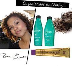 Cabelos cacheados: os preferidos das blogueiras http://www.coisasdediva.com.br/2011/03/produtos-para-cabelo-cacheado/