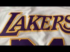 www.jerseystorm.ru Kobe Bryant #24 White Best Place to Buy Cheap Good Qality NBA Jerseys! - YouTube