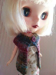 Ravelry: Blythe Sleeveless Cardigan pattern by Christianne Gerstner