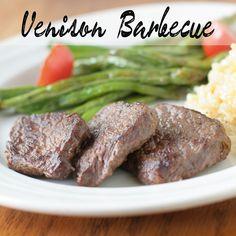 Venison Barbecue  #MyAllrecipes #IMadeIt #AllrecipesAllstars #AllrecipesFaceless
