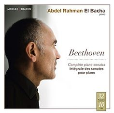 A crowning achievement: Abdel Rahman El Bacha records Beethoven's complete piano sonatas on a C. Bechstein D 282 concert grand. A marvellous CD package. | http://bechstein.com/en/concerts-and-pianists/cds-and-dvds/abdel-rahman-el-bacha-ii.html