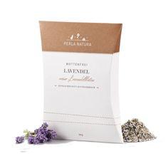 Perla Natura Lavendelblüten Natürlicher Mottenschutz aus der Provence