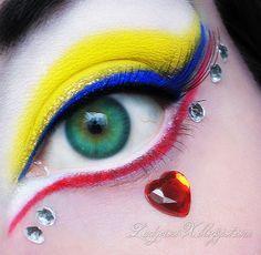 The Crow and the Powderpuff: Sailor Moon Inspired Look - Sailor Moon - Collab - 1 Beautiful Eye Makeup, Stunning Eyes, Awesome Makeup, Sailor Moon Makeup, Sailor Moon Super S, Sugarpill Cosmetics, Tips & Tricks, Eye Art, Makeup Designs