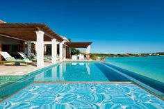 This absolutely stunning private beach house called 'Terrapin Residence' is located on the Turks and Caicos Islands, designed by Denver-based Worth Interiors. Surrounded by tropical blues and greens, this fascinating home picks up on the beach theme and draws in vibrant hues in the fabrics and finishes that really pops off the white walls. Cool, …