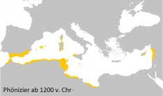 Distribution of the Phoenician language, shown in yellow; scholars think the proto-Phoenician alphabet was the basis for the Latin alphabet used in English and other European languages. Phoenician Alphabet, Barbary Coast, Semitic Languages, Biblical Hebrew, European Languages, Greek Alphabet, Iron Age, Egyptian, Babel