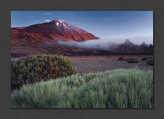 Teide Vulkan, Teneriffa, Spanien