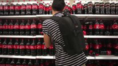 'Share A Coke' by Work For Awards. Despite healthy brand tracking data, 50% of teens and young adults hadn't even enjoyed a 'Coca-Cola' in the previous month alone. We had to increase product consumption amongst the masses while targeting 24 year-olds, and get people talking about 'Coke' again.