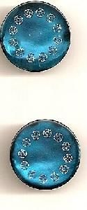 Elan 45 7574E Teal Button(2/card) Knitting Projects, Decorative Plates, Teal, Button, Tableware, Cards, Home Decor, Dinnerware, Tablewares